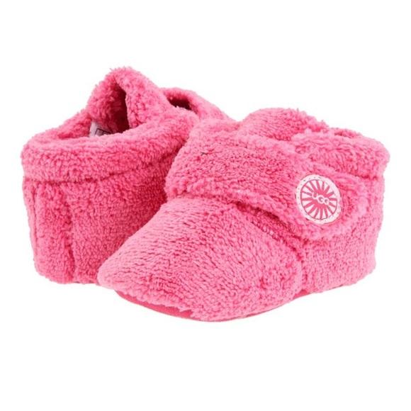 76940bbd944 UGG Baby Bixbee Bootie in Bubble Gum Pink